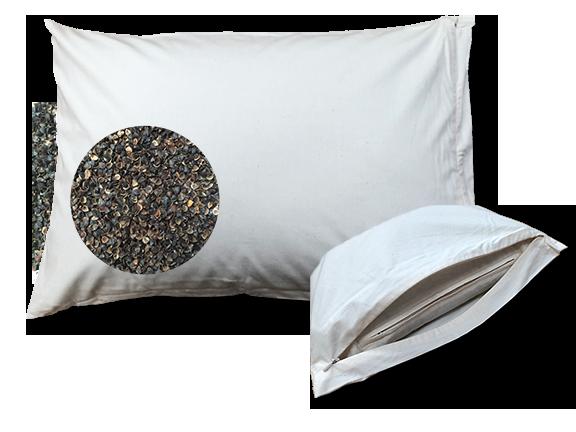 Beans72 Buckwheat Pillow Sets